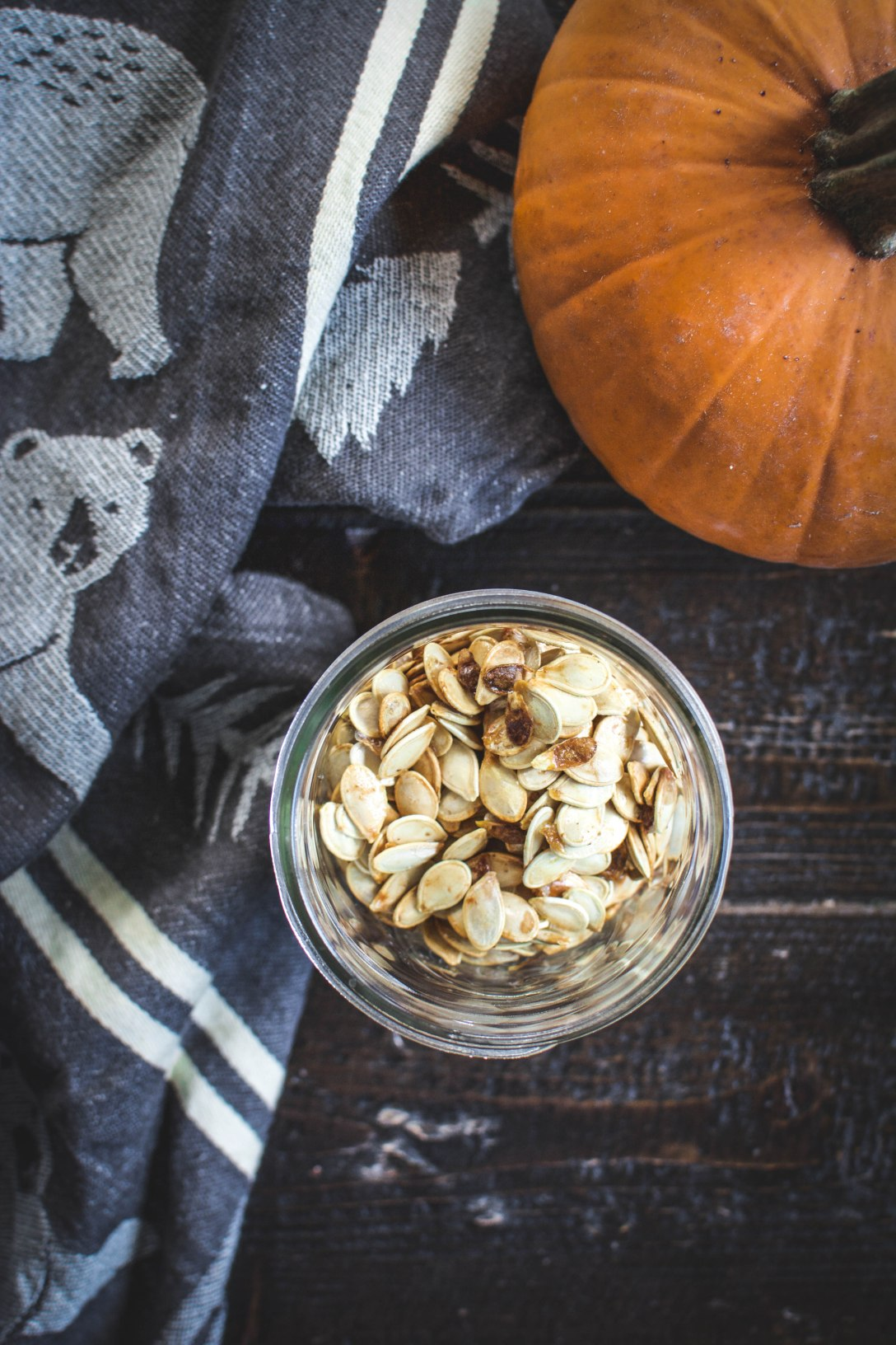 pumpkin seeds - roasted jar - eva summer 5